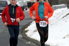 24. Winterlaufserie 2. Lauf Langendernbach