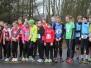 25. Winterlaufserie 1. Lauf Frickhofen